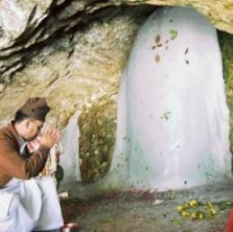 amarnath Santuario de la foto, imagen de amarnath