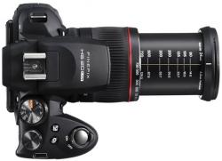 FujiFlim HS20EXR 24-720mm Zoom Lens