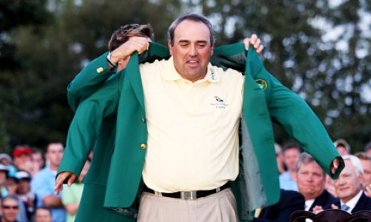 Angel Cabrera Shocked Many By Winning The Masters In 2009