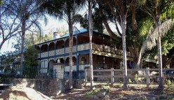 Wisemans Ferry Inn - previously Cobham Hall - Wisemans Ferry, NSW, Australia.