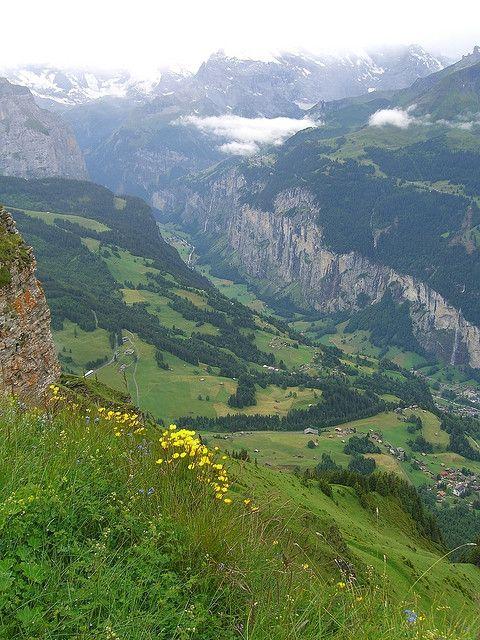 Grindelwald in Summer