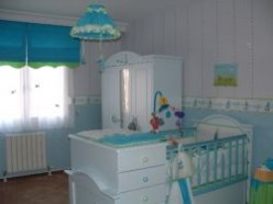 Decorating a Baby Nursery on a Budget~Frugal Tips and Ideas