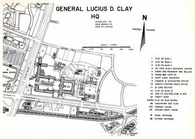 Clay Headquarters