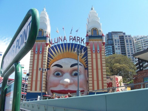 The face and towers of Luna Park have become iconic to the people of Sydney and the venue itself synonymous with fun.