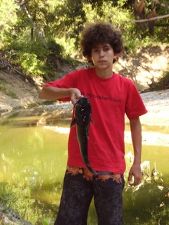 Knowing how to fish is an excellent survival skill