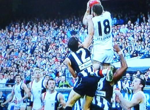 Australian Rules Football grand final.