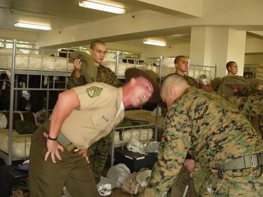 Marine Recruit Training