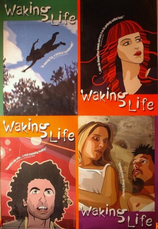 Waking life screenshots