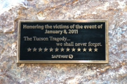 In Remembrance of the 2011 Tucson Tragedy