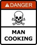 Quick and Easy Cooking for Guys
