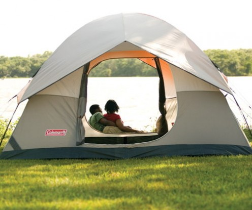 1051923 f496 The Easy Way to Fold Your Coleman Tent