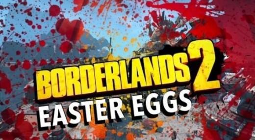 Borderlands 2 Easter Eggs