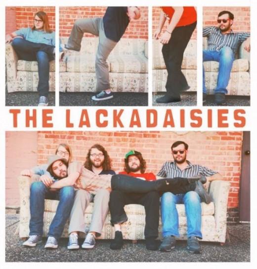 The Lackadaisies on Facebook