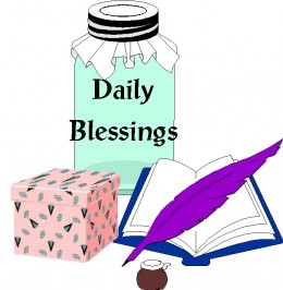 Count Your Daily Blessings