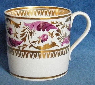 Bloor Derby Coffee Can c.1830