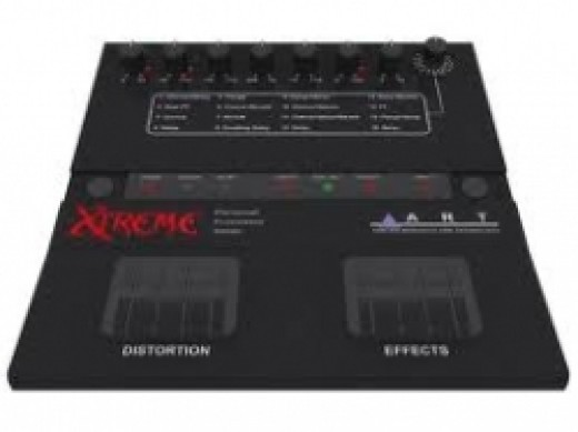 A.R.T. Xtreme Guitar Effects Pedal