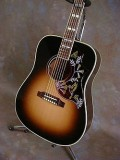 Hummingbird Acoustic Guitar