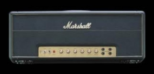 Marshall 1959 SLP Plexi head