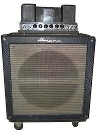 Ampeg B18 combo bass amp