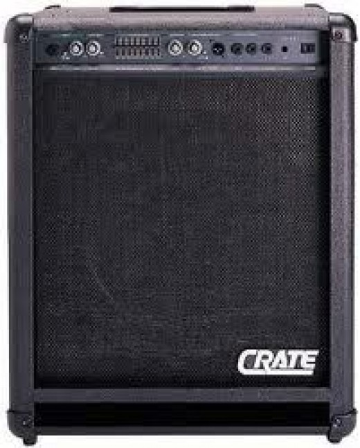 Crate BX100 combo bass Amp