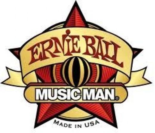 Newer Ernie Ball Music Man Logo