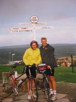 Made it! John O'Groats, 1000 miles and 11 days later. Make sure you pack a good waterproof!