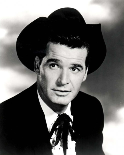 Stock photo of James Garner as Bret Maverick