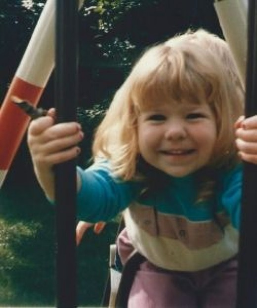 Me when I was a little one...