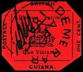 British Guiana 1¢ magenta