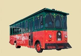 San Antonio Trolley