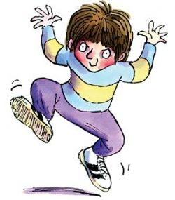 The illusrated version of Horrid Henry illustrated by Tony Ross
