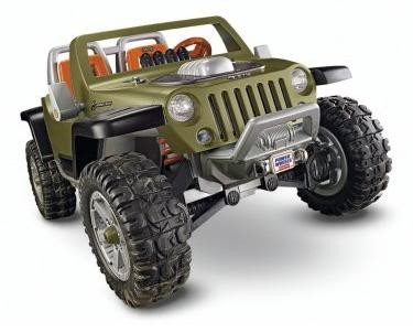 kids car terrain traction jeep
