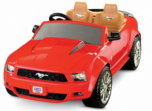 Kids Car Ford Mustang