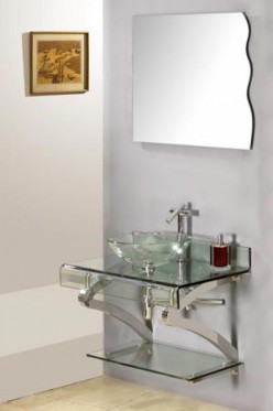 the perfect mirror will effectively accentuate your existing bathroom furniture