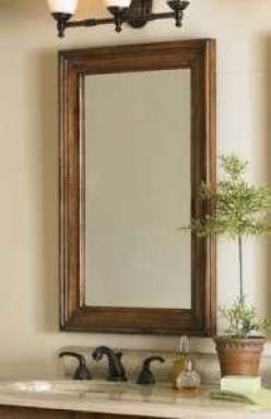 Bath mirrors look fantastic...