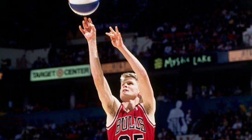 Steve Kerr: 1997 Champion