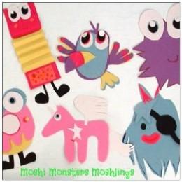 Moshi Monsters Moshlings