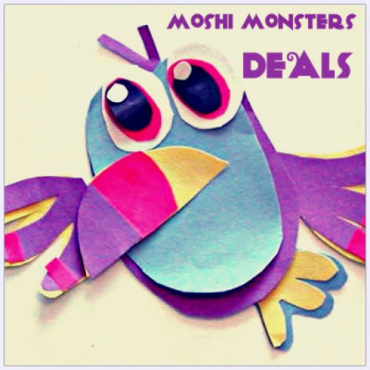 Every issue features spotlight on Moshi Goodies - new ones that are about to be released, and information on specials, sales and contests.