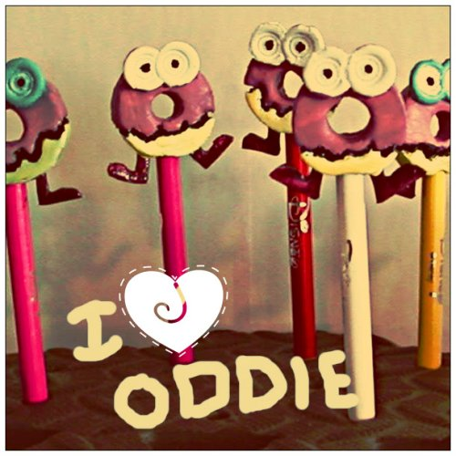 Oddie pencil heads