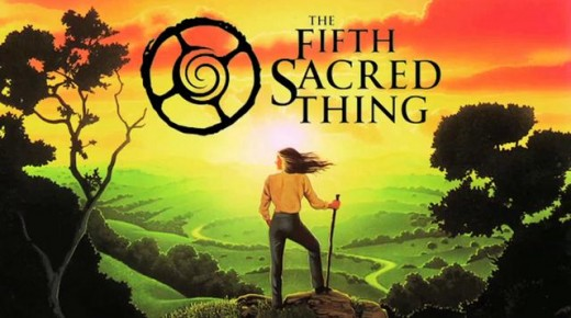 The Fifth Sacred Thing: Cover Art
