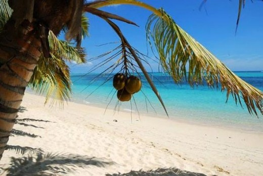 Paradis beach, Mauritius