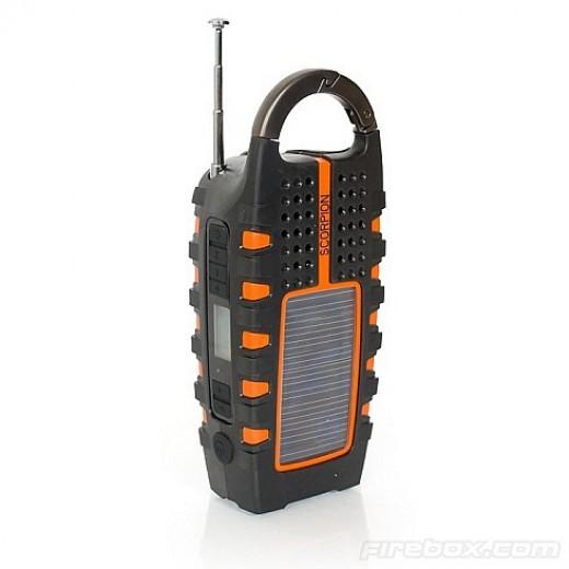 Eton Scorpion Solar Crank Radio