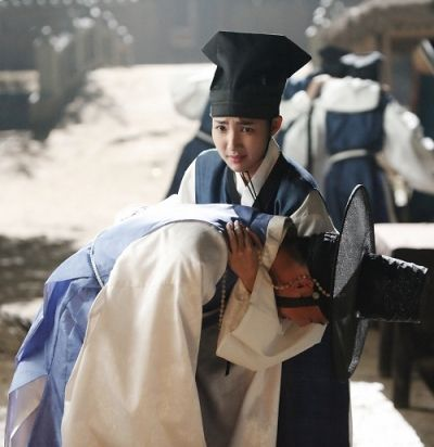 Park Min Young as Kim Yoon-Hee in SangKyunKwan Scandal
