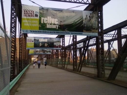 Northern Ave bridge