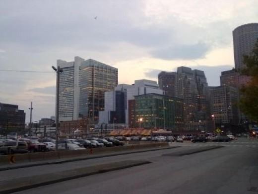 Seaport Blvd