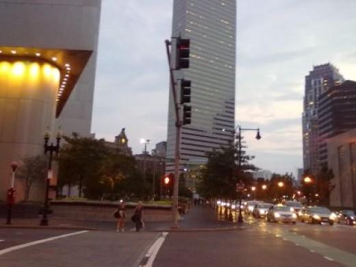 Federal Reserve Plaza