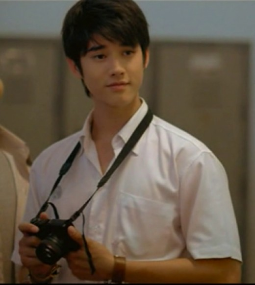 Mario Maurer starred as Shone in A Little Thing Called Love