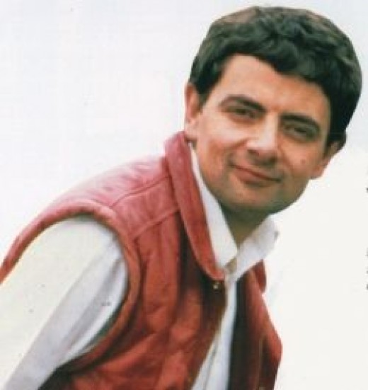 young Mr. Bean