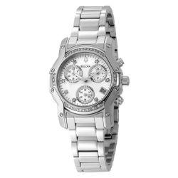 Bulova 96R138 Diamond Dial Watch