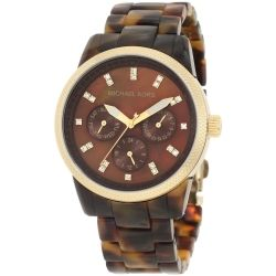 Michael Kors MK5038 Ritz Tortoise Watch